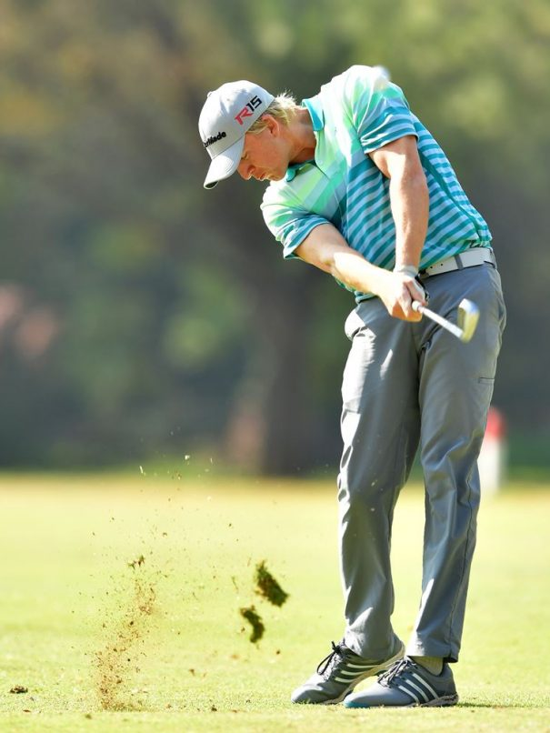 PRETORIA, SOUTH AFRICA - JUNE 08: Greg Bentley during day 2 of the Sunshine Big Easy Tour held at Zwartkop Golf Club on June 08, 2016 in the Pretoria, South Africa. EDITOR'S NOTE: For free editorial use. Not available for sale. No commercial usage. (Photo by Johan Rynners/Sunshine Tour/Gallo Images)